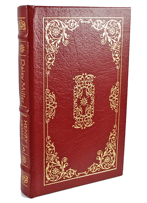 "Easton Press, Henry James ""Daisy Miller"" Leather Bound Collector's Edition"