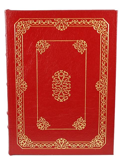 "Easton Press, Edith Wharton ""Ethan Frome"" Leather Bound Collector's Edition"