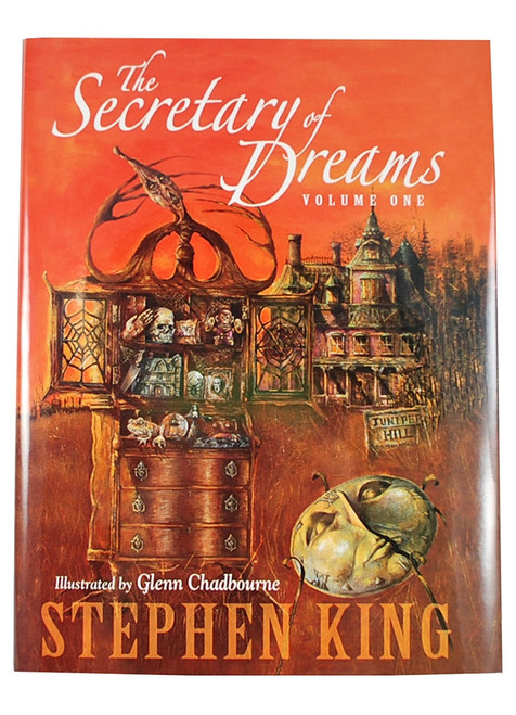 "Stephen King ""Secretary of Dreams"" Volume One, Slipcased Limited Edition [Very Fine]"