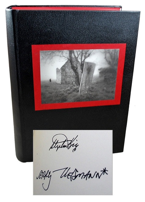 "Stephen King ""Salem's Lot"" Signed Deluxe Leather Bound Roman Numeral Limited Edition"