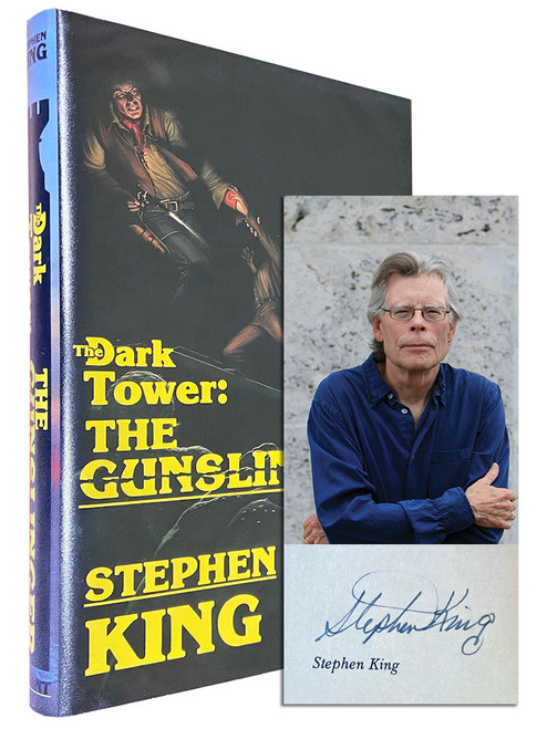 "Stephen King ""The Dark Tower: The Gunslinger"" Signed Limited First Edition No. 261 of 500, Slipcased [F/NF+]"