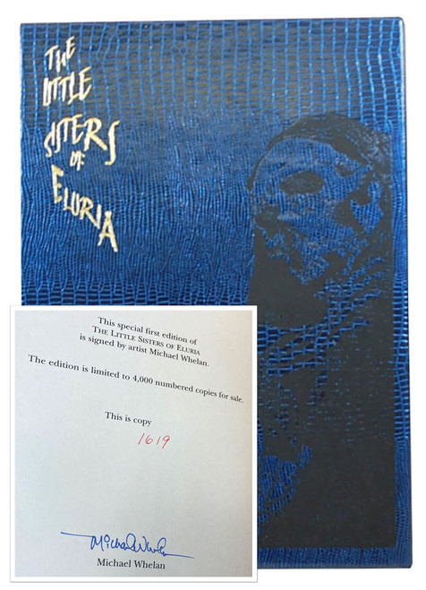 """Stephen King """"The Little Sisters of Eluria"""" Signed Limited Artist Edition, First Edition, No. 1,619 of 4,000  [Very Fine]"""