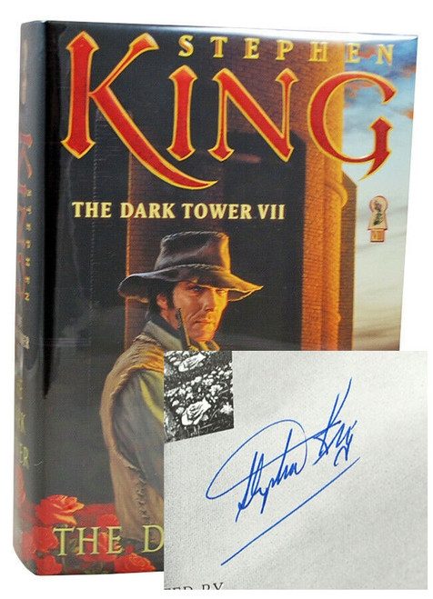 "Stephen King ""The Dark Tower VII: The Dark Tower"" Signed First Edition, Slipcased COA"