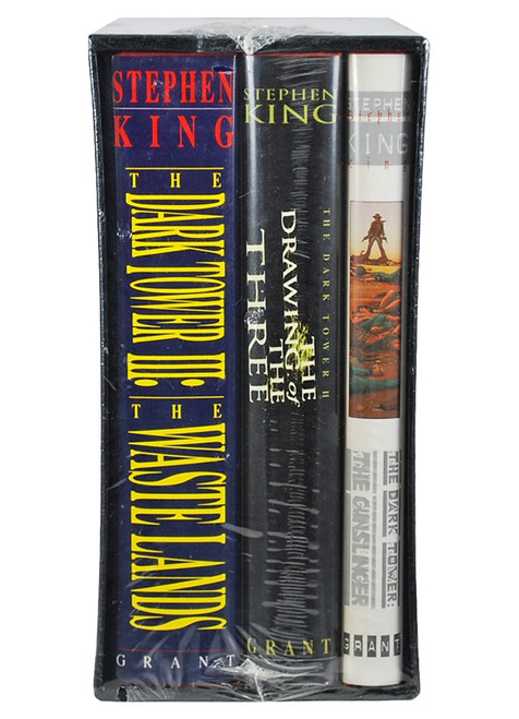 Stephen King The Dark Tower gift collection boxed set