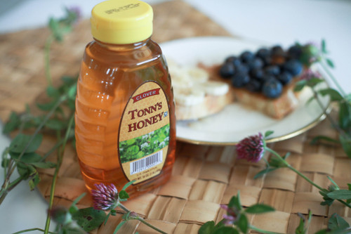 Clover honey can be a gentle part of your morning routine.