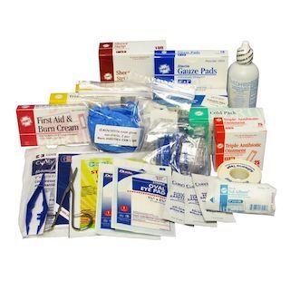 Bulk First Aid Refills