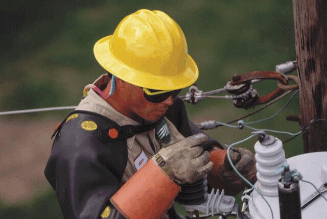 Full Brim Safety Helmets