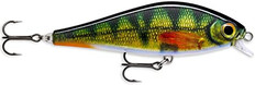 RAPALA Super Shadow Rap 16 Live Perch