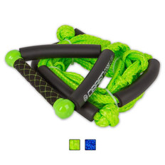 "OBRIEN 10"" FLOAT CORE SURF ROPE (GRN)"