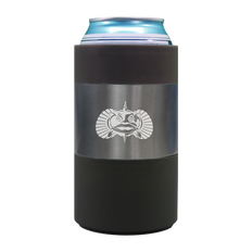TOADFISH NON-TIPPING CAN COOLER (GRAPHITE) 120Z