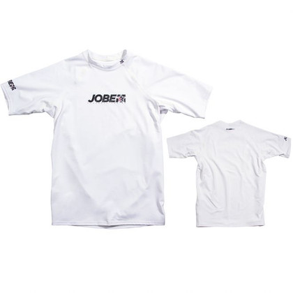 The Jobe rashguards are made with care. Comfort lock construction, combined with super soft stretch fabric ensures a soft feeling and four way stretch. Stitched construction and a UPS 50+ provides maximum ultraviolet protection.  747994