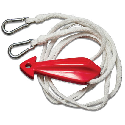 O'Brien Ski Harness 12'  Adjustable length High-impact plastic float with pully Easy attachment eye of ski rope to float Easy opening snap hooks attach to existing boat hardware Braided poly line