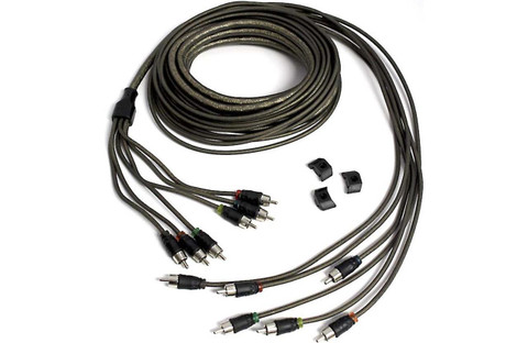 Wet Sounds 6 Channel RCA Cable 5m