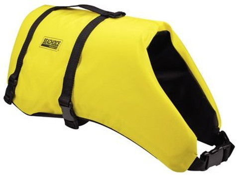 Seachoice Dog Life Vest Yellow 86330 ( Medium)