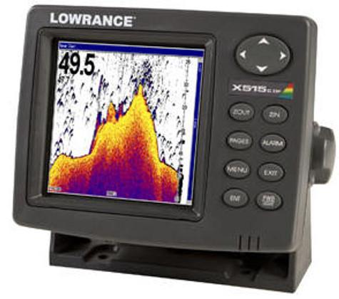 LOWRANCE X515C DF