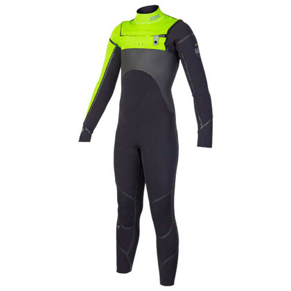 JOBE YOUTH MALMO 4/3 WETSUIT  (LIME- XXL)