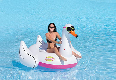 SPORTSSTUFF COOL SWAN INFLATABLE 1-2 persons