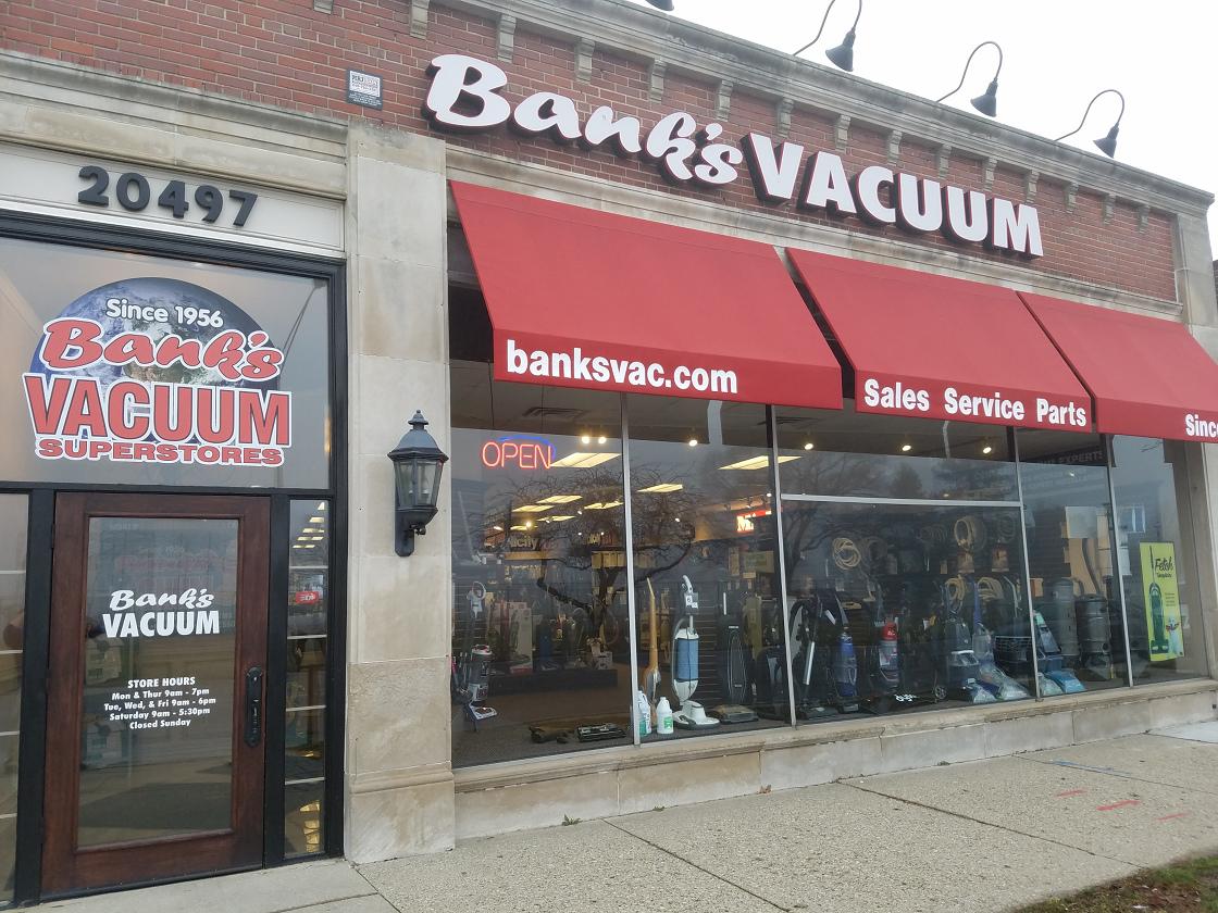 Bank's Vacuum - Grosse Pointe