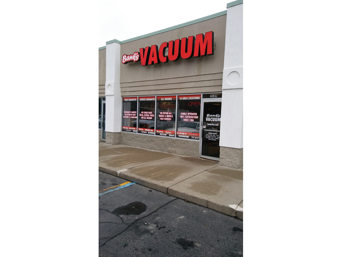 Bank's Vacuum - Lake Orion