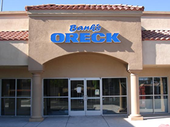 Bank's Vacuum - Las Vegas