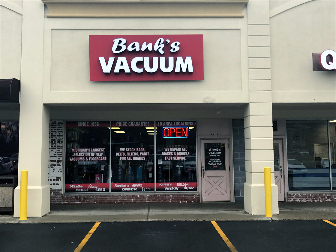 Bank's Vacuum - Orchard Lake