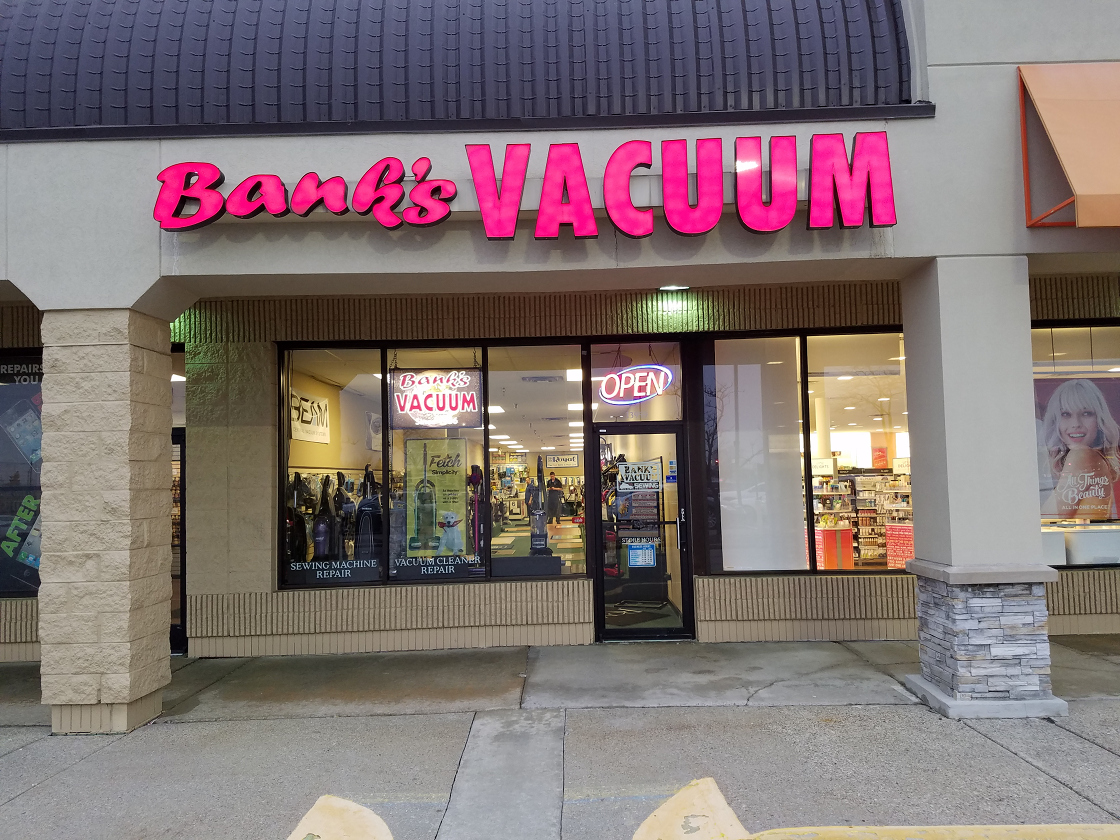 Bank's Vacuum - Shelby Township