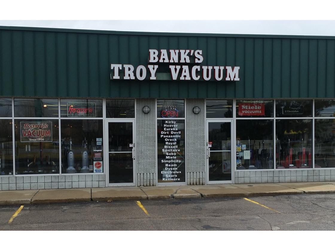 Bank's Vacuum - Troy