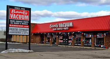 Image showing a Bank's Vacuum store