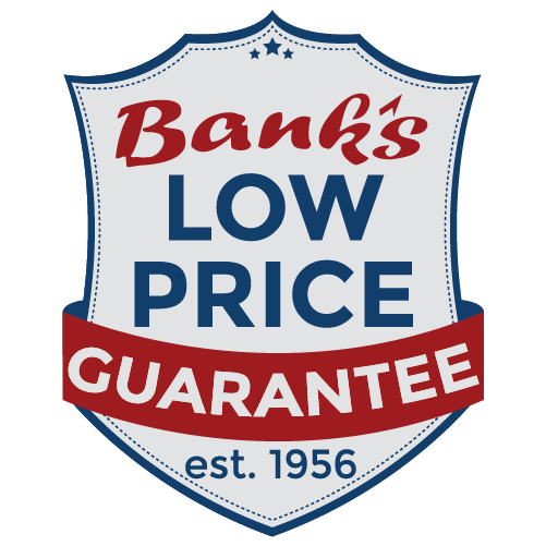 Bank's Low Price Guarantee