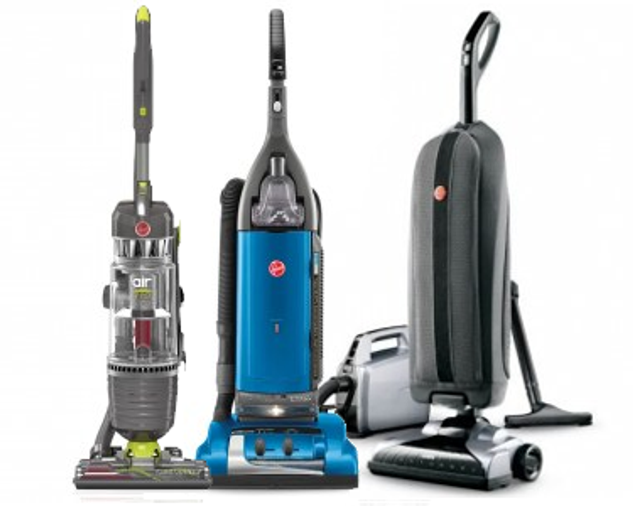 Shop Hoover Upright Vacuums | Bank's Vac