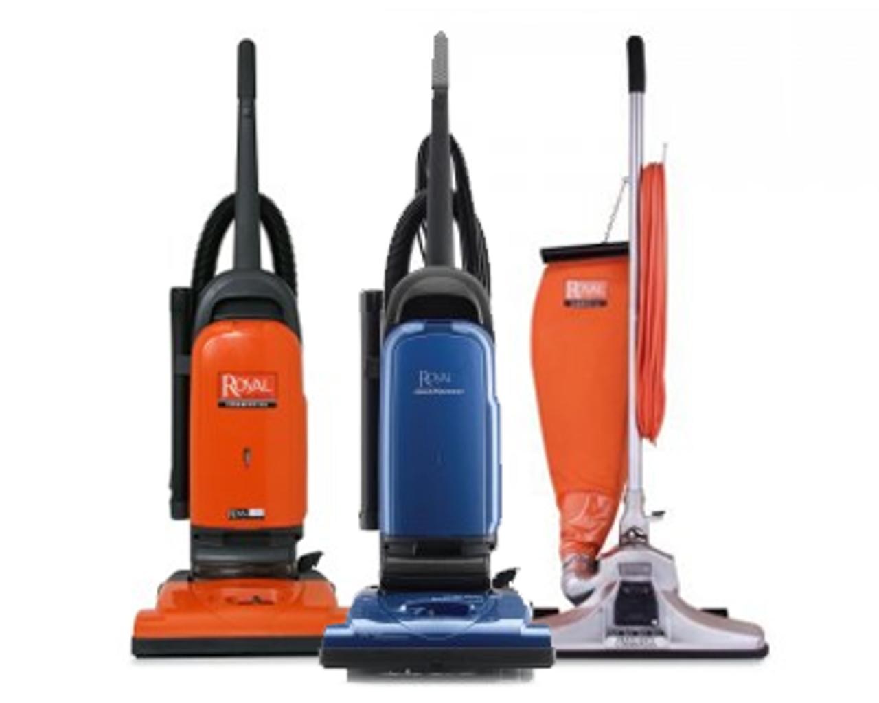 Shop Royal Upright Vacuums Bank S Vac