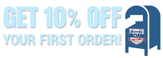 Get 10% Off Your First Order!
