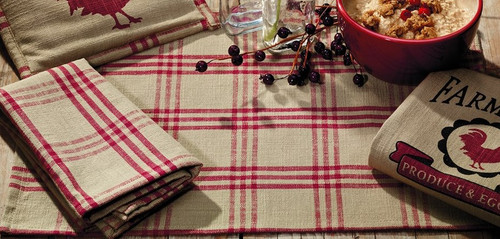 Cottonwood Red Placemat
