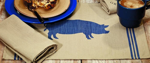 Pig Sty Placemat