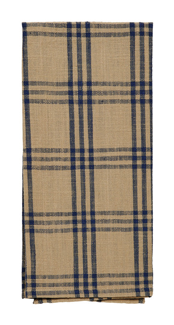Cottonwood Blue Dishtowel