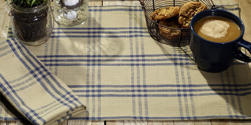 Cottonwood Blue Placemat