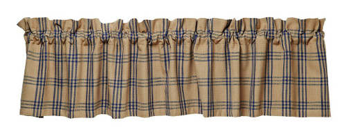Cottonwood Blue Valance