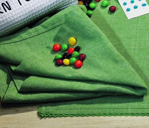 Sorbet Green Napkin