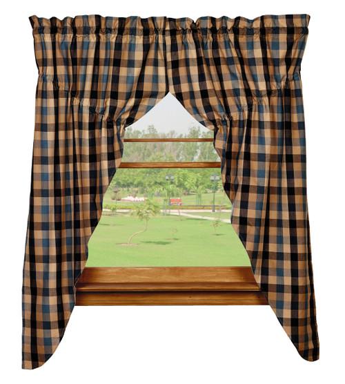 River Shale Prairie Curtain Set