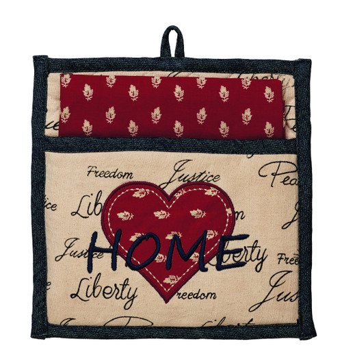 Liberty Potholder Gift Set - 2 Peice set