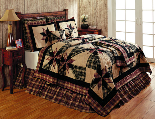 Heritage King Quilt