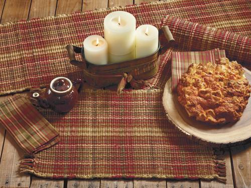 Cinnamon Short Table Runner