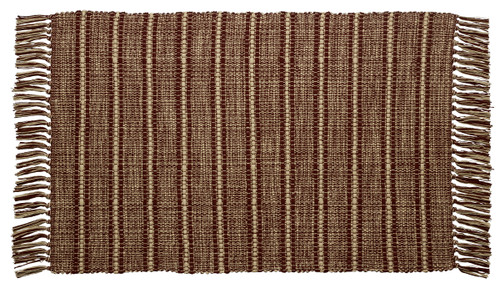 Wine Terrace Rectangle Woven Rug