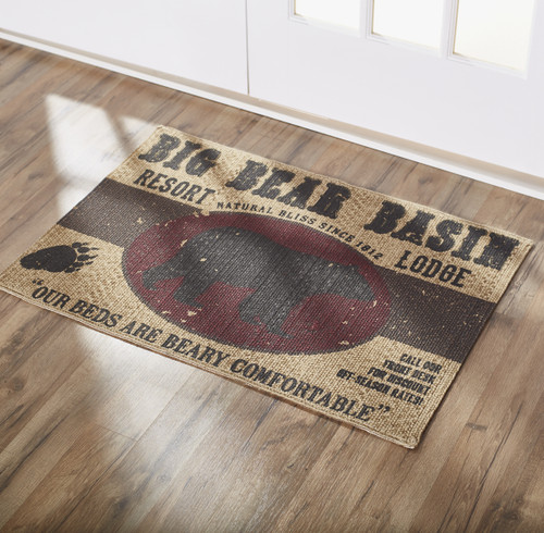 Big Bear Basin Rectangle Rug