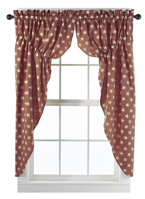 Stargazer Pino Prairie Curtain Set