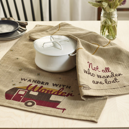 Lost In The Stars Dishtowel