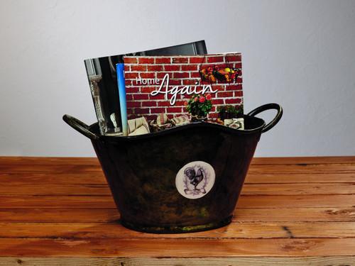 Verdi Metal Wine Bucket