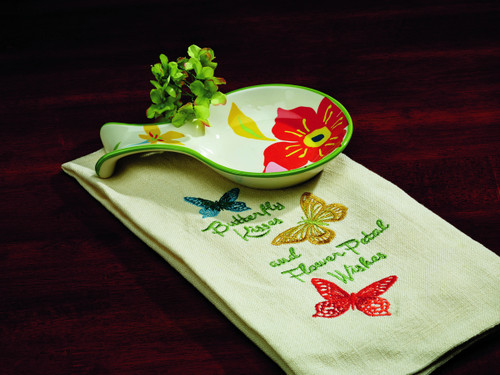 Fresca Ceramic Spoon Rest