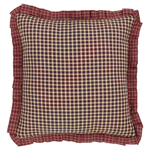 Rutherford Fabric Pillow Cover