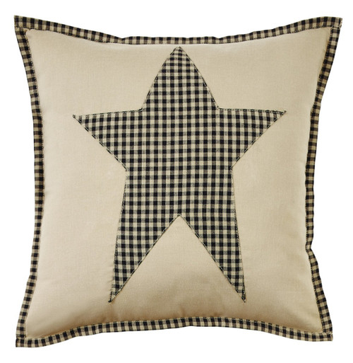 Plymouth Star Pillow Cover